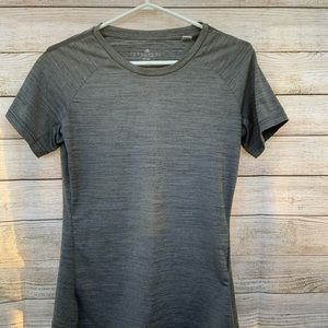 Adidas | Grey running T shirt